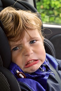 Sura barn i bilen vill ingen ha